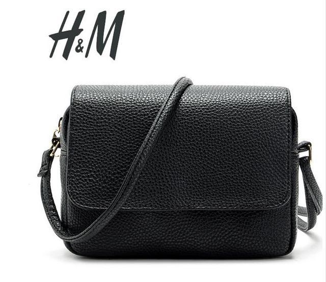 H M Fashion Classic Square Pillow Mini Bags Branded Leather Shoulder Bag Hm Women Handbags