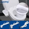 GAPPO Toiletbrillen bidet toilet seat cover badkamer bidet kraan eenvoudige schoon toilet seat cover bidet sproeier douche seat