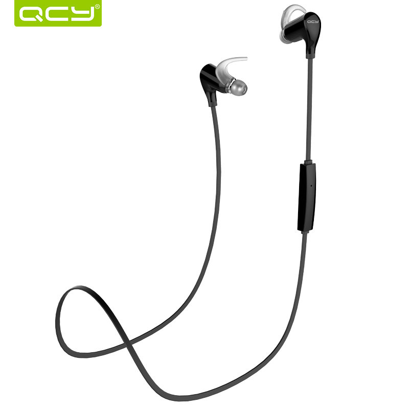 QCY sets QY5 aptx sports wireless headphones bluetooth 4.1 earphones for iPhone 5 6 7 Android Phone headset remax 2 in1 mini bluetooth 4 0 headphones usb car charger dock wireless car headset bluetooth earphone for iphone 7 6s android