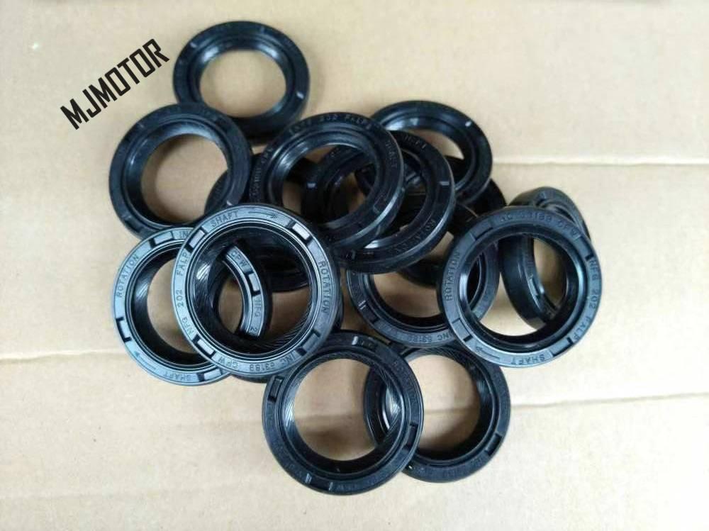 Crankshaft Oil seal SEAL CR/SHF FR RR OIL for Chinese SAIC MG6 ROEWE 550 1.8T Engine Auto car motor part LQXS0010B LUF000050