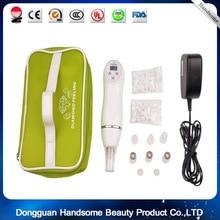 Dispositivo Peeling De Diamante Máquina Dermoabrasão Microdermoabrasão diamante Voccum Cuidados Da Pele Acne Remoção de Limpeza Facial Spa de Beleza