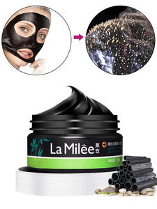 Black Mask Dead-Skin Face-Care Nose Peel Bamboo-Charcoal Clean Shrink 120g Off