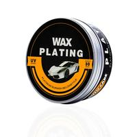 Car Gold plated Wax Remove Stains From Car Paint Surfaces Restore The Original Luster Of Automotive Paint Continue To Protect|Hard Wax| |  -