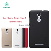 Free Shipping Xiaomi Redmi Note 3 Case Cover Nillkin Frosted Shield Armor Case For Xiaomi Redmi