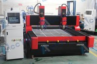 High quality heavy duty 3d stone cnc router 1325 granite cutting cnc marble engraving machine