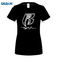 GILDAN New Ruff Ryders Rap Hip Hop Music Underground Women S Black T Shirt Size S