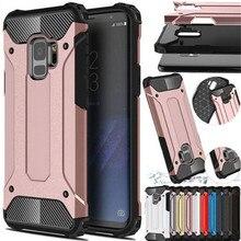 For Samsung Galaxy S6 S7 Edge S8 S9 S10 Plus 5G S10E A10 A30 A40 A50 A60 A70 Armor Case For Note 5 8 9 10 Pro A6 A7 A8 Plus 2018