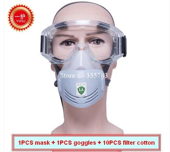 maschera respiratore n95 3m