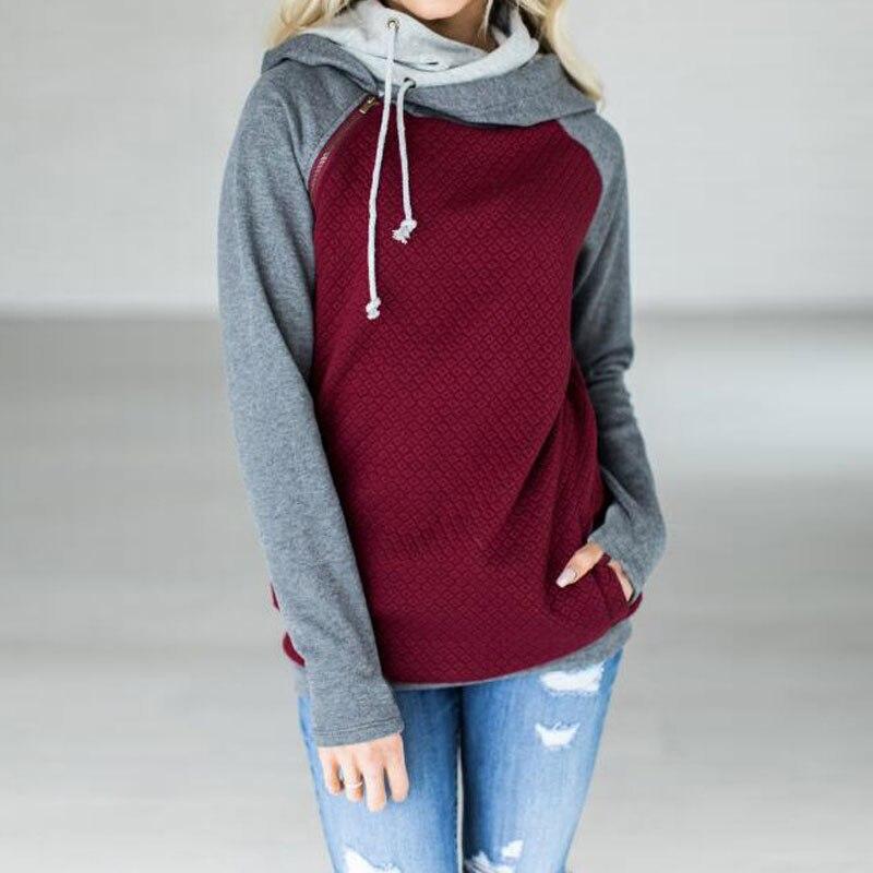 Women's Autumn Hoodie Sweatshirt 25