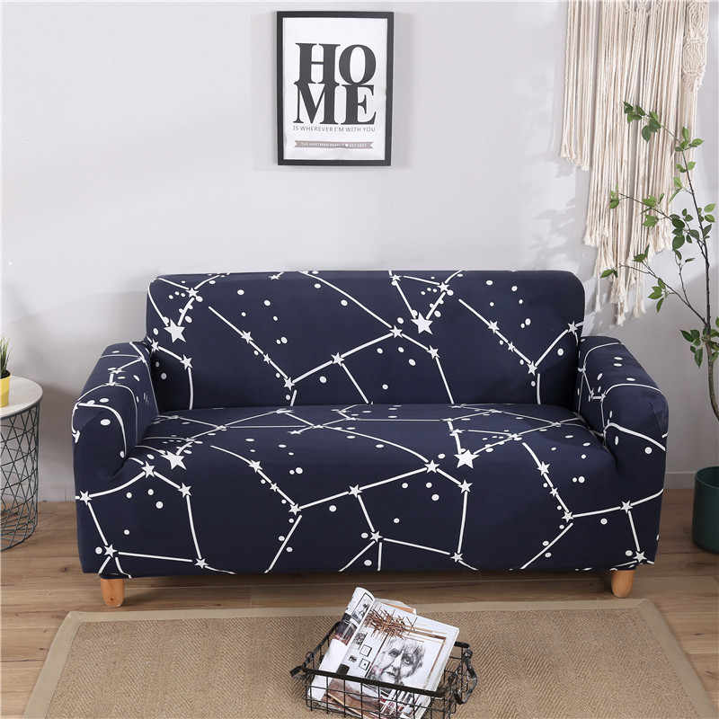 Sofa Cover Elastic Stretchable Corner and Armchairs Living Room Sectional Cover Universal Protector Single Two Three Four Seat