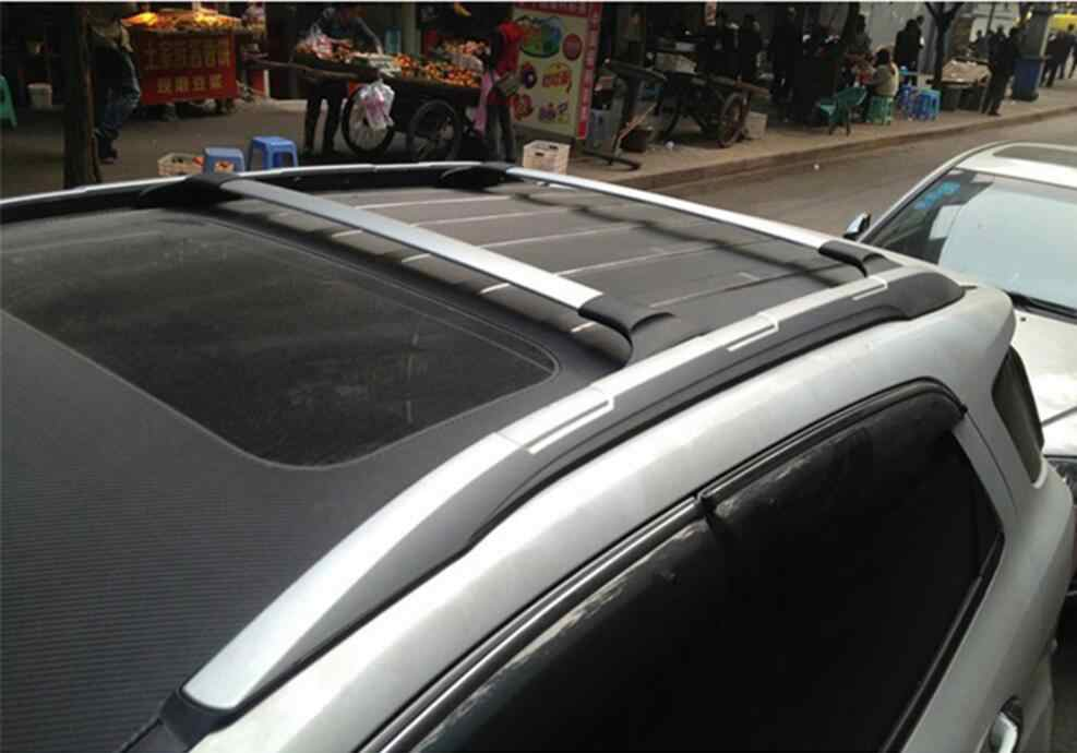 JINGHANG на крышу автомобиля поперечные рейлинги стойки Бар Авто груз Чемодан несущей Baggage для Ford Ecosport 2013 -2018