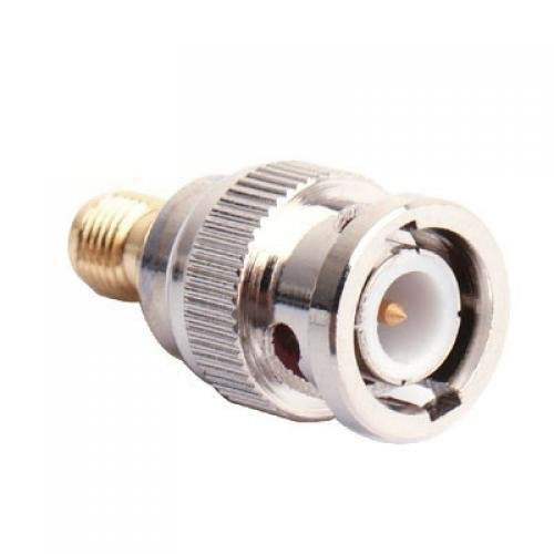 IMC Hot BNC Male to SMA Female Plug Coax Adapter bnc м клемма каркам