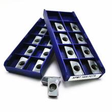 Tungsten Carbide APMT1604PDTR LT30 Milling Tool for Cutter BAP400R, R0.8 Insert