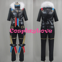 New Custom Made Japanese Anime Chaos Dragon Swallow Cratsvalley Cosplay Costume High Quality CosplayLove With Shoes Cover