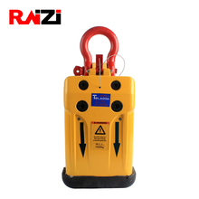 Raizi Little Giant Lifter with Rubber Lined Jaws Grip Range 6 Granite Marble Stone Slab Lifting Tools