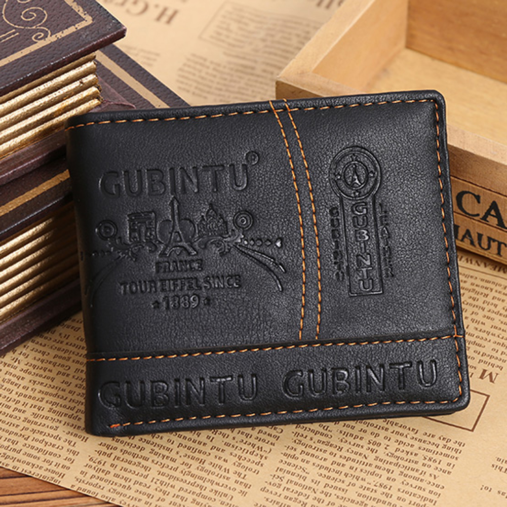 Simple Wallet Men Luxury Brand Leather Soft Coin Purse Card Holder Bifold Wallets for Credit Cards Texture Pockets Carteira автостоп ab 5009