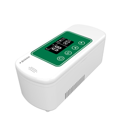 DISON 2019 NEUE Insulin Fall Kühlschrank Diabetes Tasche Tragbaren Insulin Kühler Reise Fall Mini Kühlschrank