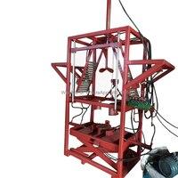 Положите одну шин в другой гидравлического масла нагрузки на основе шин машина нажатия шин машина