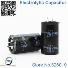 6 condensatori elettrolitici in alluminio DIP radiale 100V 4700UF dimensioni 30*50 4700UF 100V tolleranza 20%