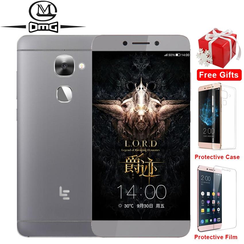 "D'origine LeEco LeTV Le S3 X522 5.5 ""Android 6.0 4G LTE Smartphone 3 GB RAM 32 GB ROM Snapdragon 652 1.8 GHz Octa Noyau mobile téléphone"