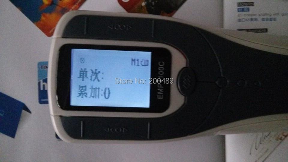 Compteur de carte portable emp1100c remplacer le compteur de carte jc-1100b Version chinoise - 2