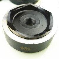 Один набор Гидравлический перфоратор аксессуары Гидравлический дырокол высечки 89 мм для SYK-15