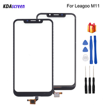 For Leagoo M11 Touch Screen Glass Panel Replacement Phone Parts With Free Tools