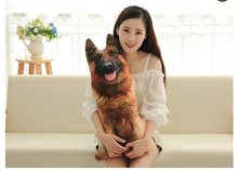 CAMMITEVER 3d Cute Dog Shape Cushion Pillow Decorative Toys Pets Throw Gift With Inner Filled Home Decor