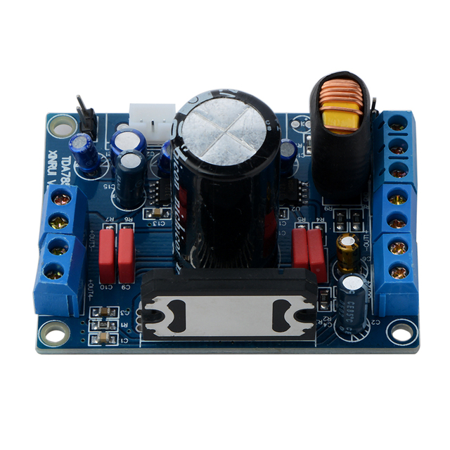 Best Price Car Audio Power Amplifier Board Stereo 4x 50W with BA3121 Denoiser 12V
