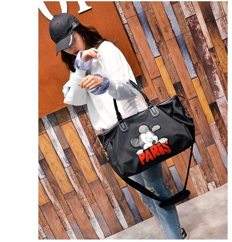 3e891ff13b24 MTG Women Travel Bags 17 Fashion Nylo Large Capacity Waterproof Luggage  Duffle Bag Casual Travel Bags Female Weekend Bags Sac TRAVEL BAG
