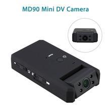Micro Camera Mini DV Camara 1080P Infrared Night Vision Camcorder with 180 degree secret camera 4k mini