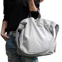 2018 Fashion Casual Woman Canvas Bags Women Shoulder Bag Female Handbags Crossbody Bag For Women White Tote Bags Bolsa Feminina все цены