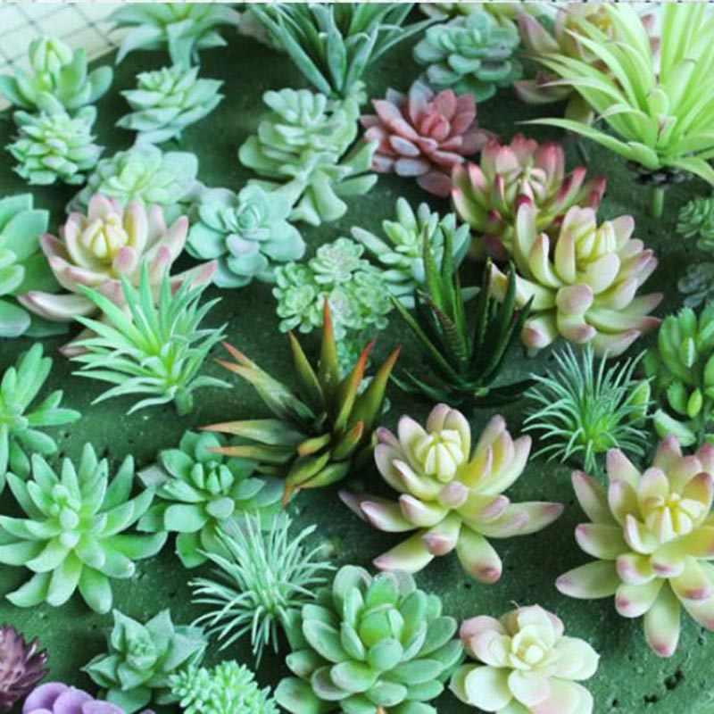Краткое стенная ваза гладить Art Solid Цвет искусственный цветок Цветной каменный держатель подвесные вазы бонсай для дома украшение для подарков