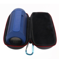 Fabric PU Wireless Bluetooth Speaker Storage Cases For JBL Charge2 2 Charge 2 2 Carry Protective