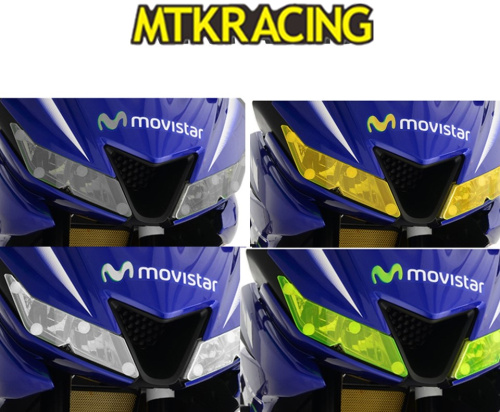 Motorcycle Acrylic Front Headlight Cover Screen Shot For YAMAHA YZF-R15 V3.0 Yzfr15 2017-2018