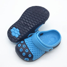 CHILDREN BOY BABY SUMMER SANDALS SHOES KIDS CROC MULE CLOGS SHOE FOR BABY BOYS T
