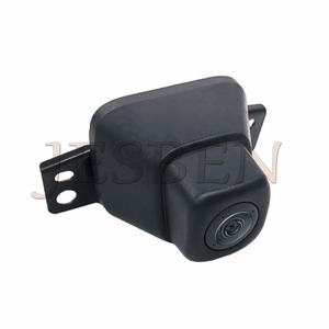 Image 2 - JESBEN חדש מיוצר 86790 42070 מול נוף גריל להולכי רגל רכב מצלמה fit עבור טויוטה RAV4 2015 2017 2.5L 8679042070