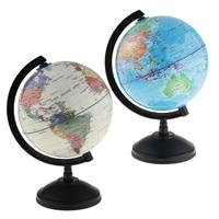 세계 글로브 회전 회전지도 지역 지구 아틀라스 지리 직경 교육 선물 침실 클래스 학교 인형