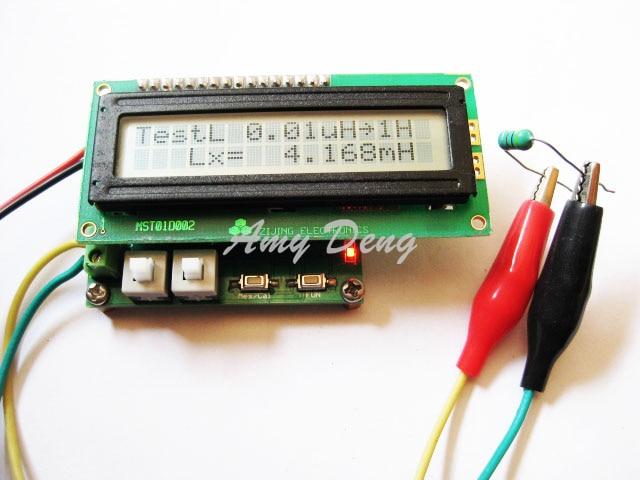 Cheap lc meter