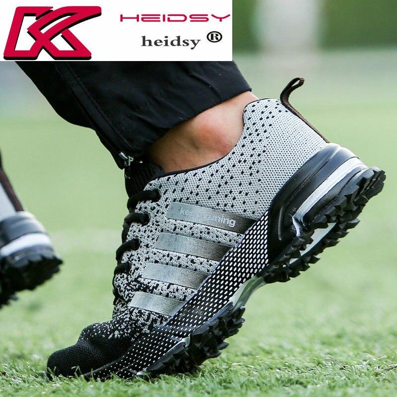 Sommer draußen laufschuhe für Männer Frauen Breathable Bequeme Sport Sportlich Jogging Walking Leichte Unisex Turnschuhe