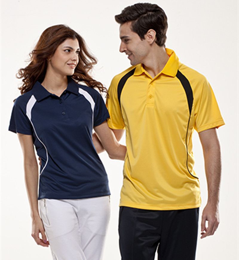 New Polo Shirts Custom Made Design Logo Short Sleeve Cool