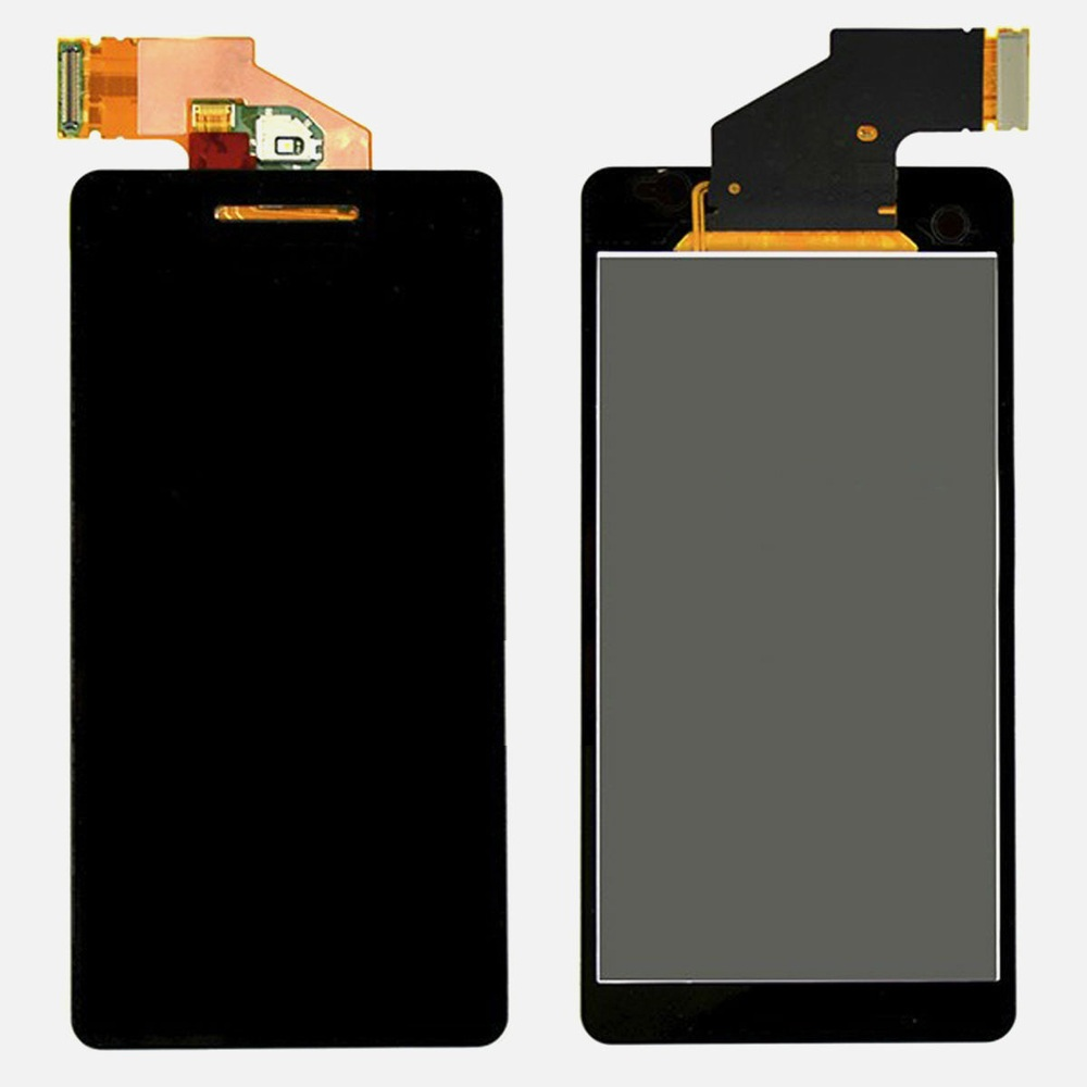 For 5Pcs/lot Xperia V LT25i Original new LCD And Touch Screen Digitizer Assembly