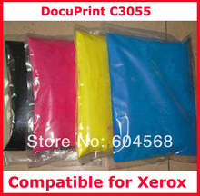 High quality color toner powder compatible for Xerox C3055 Free Shipping