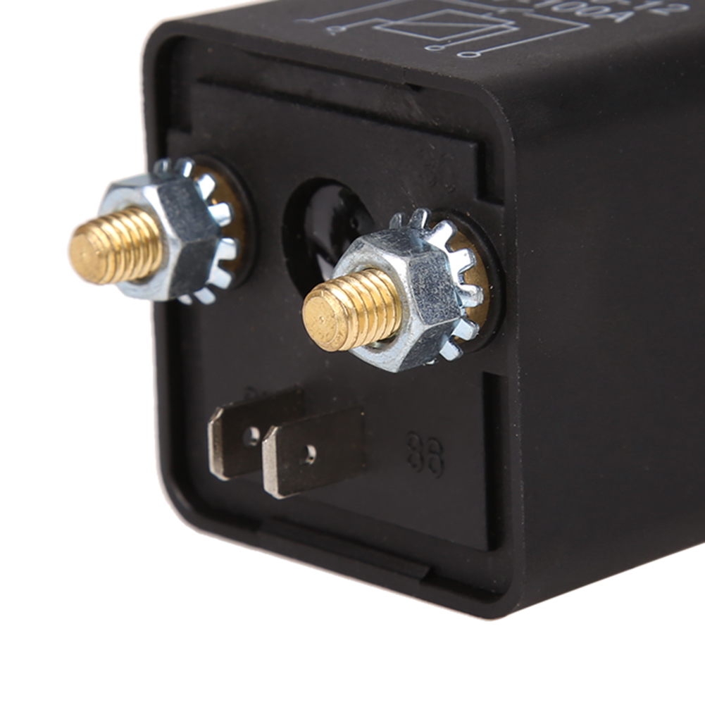 High Power Car Relay 12v Dc 200a Truck Motor Automotive Switch Circuit Also Wiring Diagram On Window Continuous Type Relays In From Home Improvement