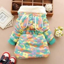 Cute Rabbit Baby Winter Jacket