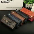 2017 NEW Baellerry Large Capacity 100% Genuine Leather Long Wallet Portfel Purse Women Phone Bag Tarjetero Portomonee Munten