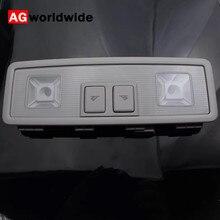 Для Tiguan MK2 Tiguan L Golf 7 MK7 превосходный автоматический внутренний светильник для чтения, потолочный купольный светильник на крышу, внутренний купольный светильник, серый цвет 5GD947291A