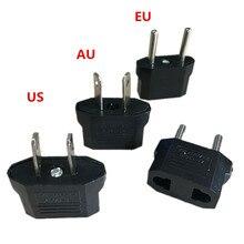 Европейский ЕС США AU штепсельный адаптер Американский Китай Япония США в ЕС ЕВРО дорожный адаптер AC конвертер питания розетки для зарядного устройства розетка