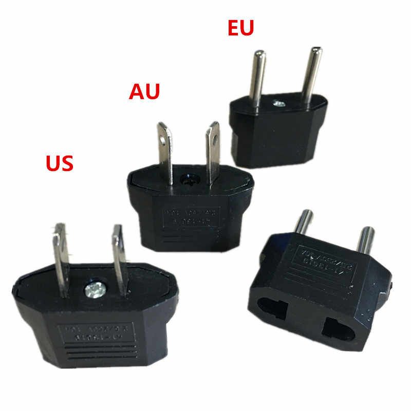 Europese Eu Vs Au Plug Adapter Amerikaanse China Japan Ons Eu Euro Travel Adapter Ac Converter Power Charger Sockets outlet