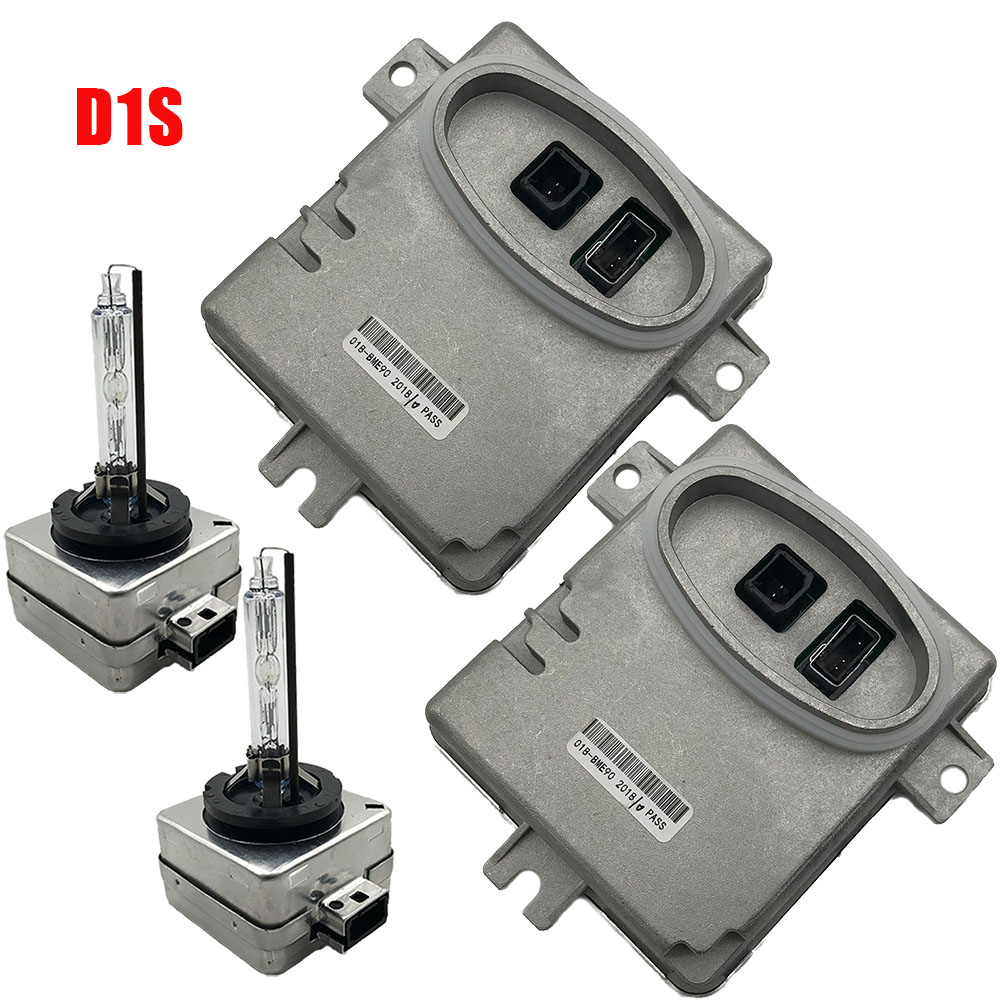 4PCS D1S D2S D2R Ballast 63126948180 W3T13271 Xenon HID Headlight Module for 06 08 BMW E90